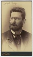 Photograph of Joseph Pulitzer