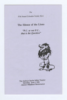 The Silence of the Lions program cover