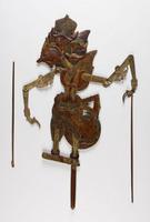 Wayang kerutjil puppet