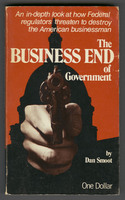 Business End of Government, front cover