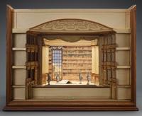 Model of the Drury Lane; London; 1778