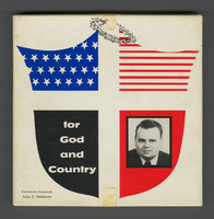 For God and Country, front cover