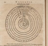 Narratio in Johannes Kepler's Mysterium Cosmographicum