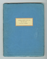 Hit the Road script cover