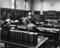 Business Library Reading Room