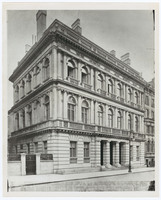 Photograph of Pulitzer home, #17, East 73rd St., New York
