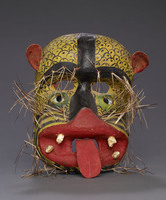 Carnival mask (miniature or for a child)