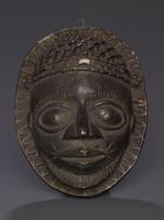 Modern cast of Benin pendant mask