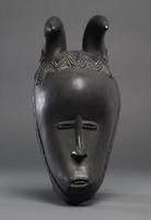 Modern cast of Guro ceremonial mask