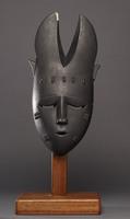 Modern cast of ceremonial mask of Poro Secret Society