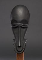 Modern cast of Baule ceremonial mask (Hyena)