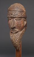 Modern cast of Ceremonial mask