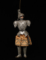 Rinaldo rod puppet