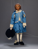 Little Boy Blue marionette