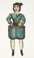 Female Volunteer pantin