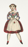 Maid Marian pantin