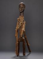African rod puppet
