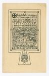 Bookplate of George Arthur Plimpton