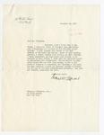 Letter to George Arthur Plimpton, Dec. 16, 1935