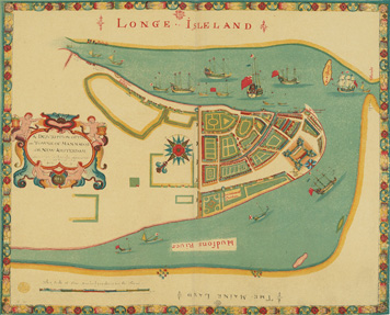 Iconography of Manhattan Island: Illustrations from the Publication